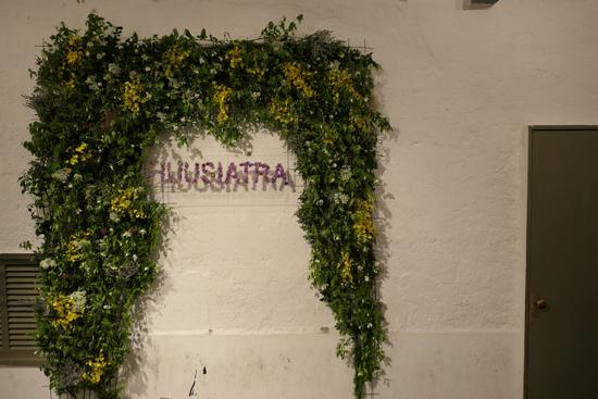 HUUSIATRA  レセプションパーティ