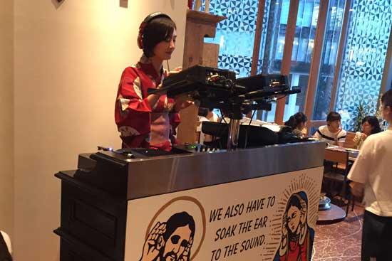 LIVE/DJ ブッキング YURT 名古屋店