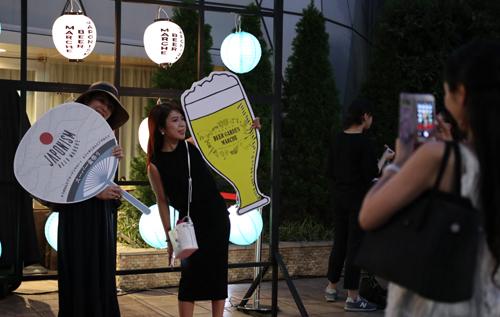 うめはんビアガーデンマルシェ〜スーパー盆まつり〜