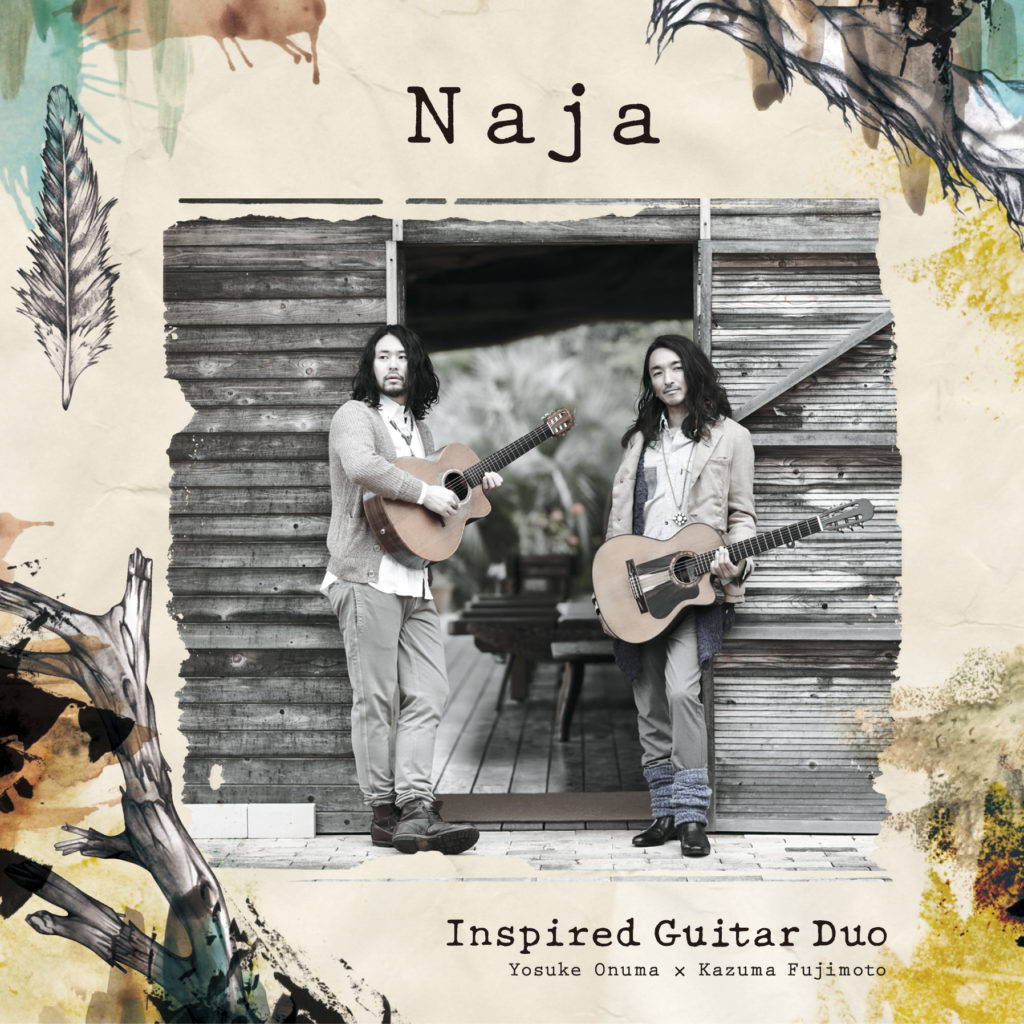 Inspired Guitar Duo(小沼ようすけ×藤本一馬) 『Naja』Release WEST Tour 2017