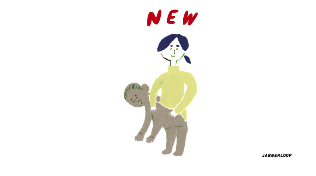 JABBERLOOP、9月6日(水)に待望のフルアルバムをリリース