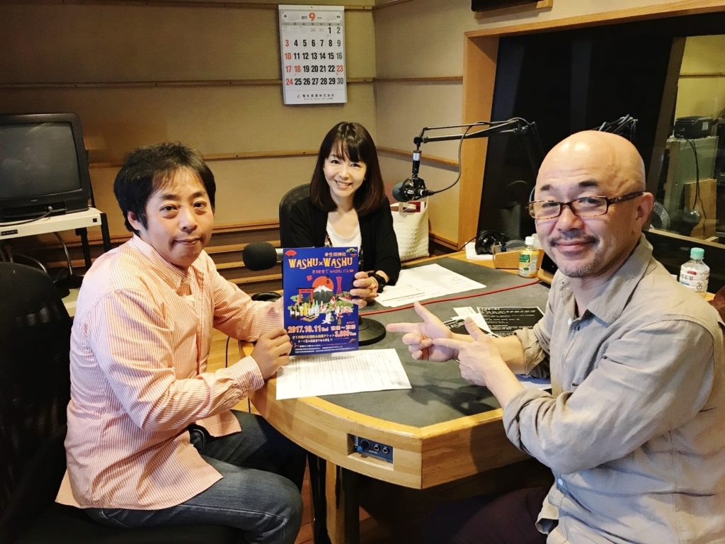 株式会社松岡商店 代表取締役の松岡弘樹さん