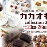 日本初のチョコレートとチョコレート雑貨の展示会「カカオものcollection 2017」