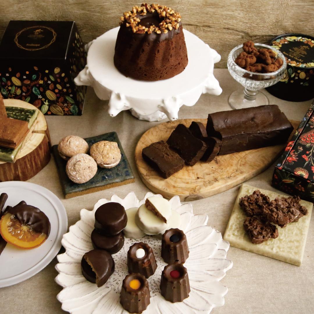 TOOTH TOOTHからのお知らせでは 2月に迎える、バレンタインのチョコ商品のラインナップ