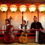 京都から発信する、新しくも懐かしいインストゥルメンタル(唄のない)・バンド。