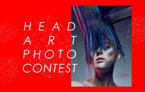 HEAD ART PHOTO CONTEST AKASHI 2018
