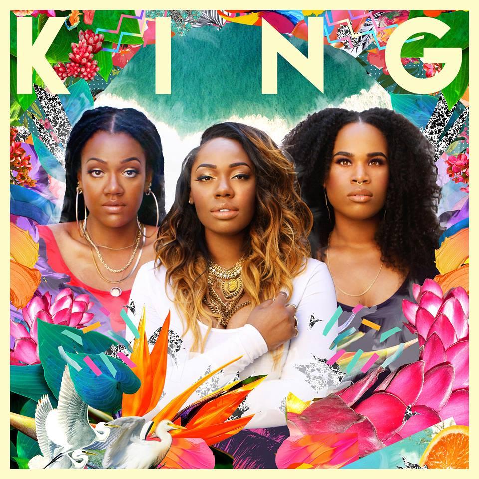 LA初の女性3人組グループ、その名もKINGです。