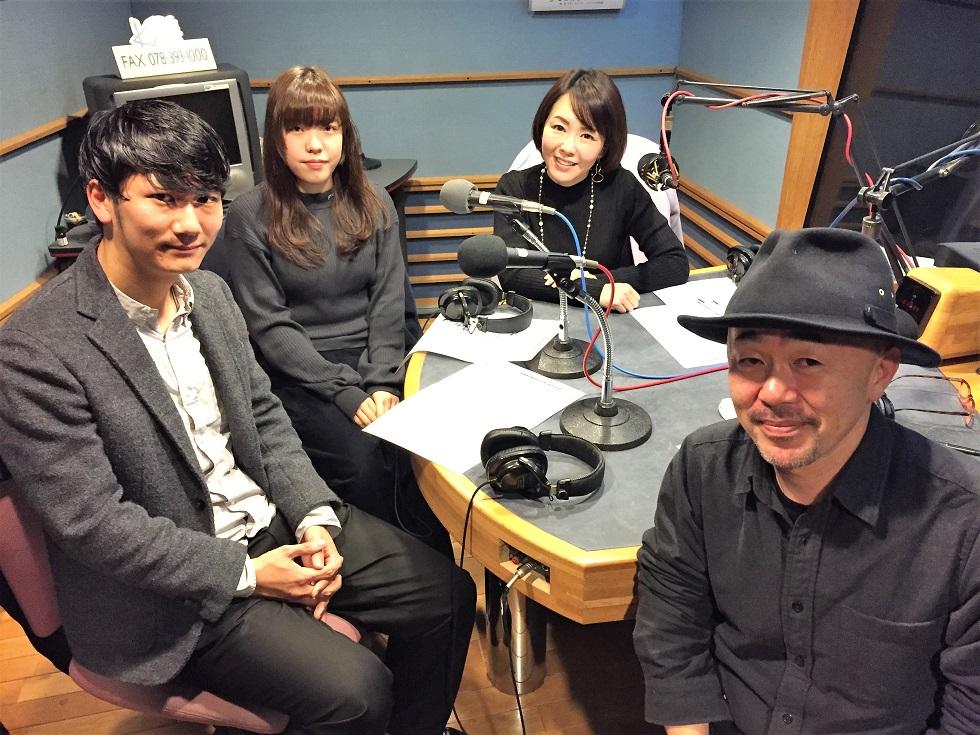 ジャズサックスプレイヤー佐藤絵美里さんと、ジャズトランペッタージャズサックスプレイヤー佐藤絵美里さんと、ジャズトランペッター小倉直也さん