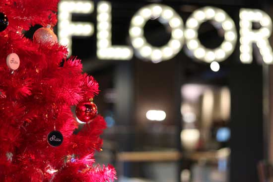 FLOWER FLOOR CHRISTMAS 2016
