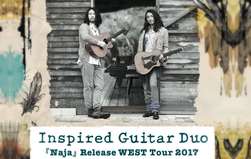 『Naja』Release WEST Tour 2017