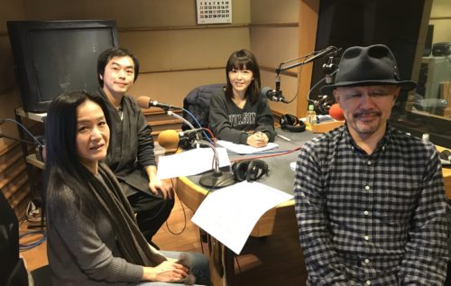 音楽家 Coupieのyukkiさんと、美術家 小曽根環さん