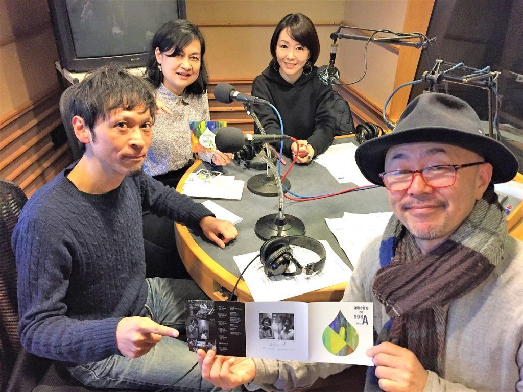 ボーカルのAsa festoonno Asaさんと、ピアニストの樽栄嘉哉さんのユニット「taru.A」