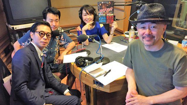 「波止場ジャズフェスティバル」主催者Doodlin'店主 小倉慎吾さんとDJ RYOさん